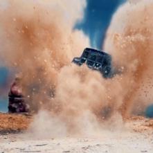 The Big Movie Company saxbys advert explosion
