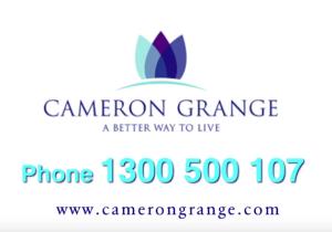 Cameron Grange Wauchope TV Commercial