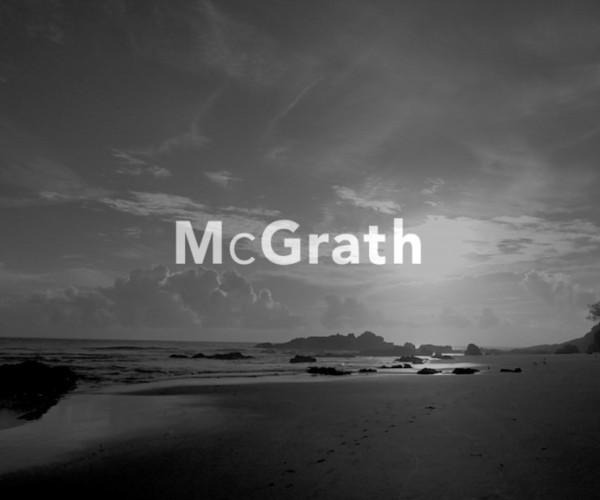 McGrath Real Estate Logo